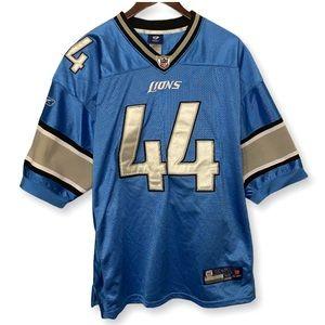 Lions Best #44 Jersey Reebok Size 52